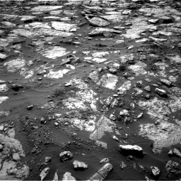 Nasa's Mars rover Curiosity acquired this image using its Right Navigation Camera on Sol 1471, at drive 600, site number 58