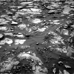 Nasa's Mars rover Curiosity acquired this image using its Right Navigation Camera on Sol 1471, at drive 606, site number 58