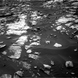Nasa's Mars rover Curiosity acquired this image using its Right Navigation Camera on Sol 1473, at drive 654, site number 58