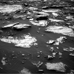 Nasa's Mars rover Curiosity acquired this image using its Right Navigation Camera on Sol 1473, at drive 696, site number 58