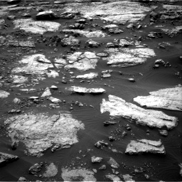 Nasa's Mars rover Curiosity acquired this image using its Right Navigation Camera on Sol 1473, at drive 720, site number 58