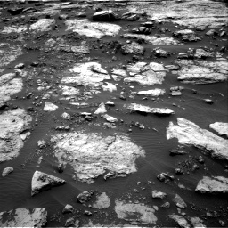 Nasa's Mars rover Curiosity acquired this image using its Right Navigation Camera on Sol 1473, at drive 726, site number 58