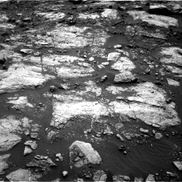 Nasa's Mars rover Curiosity acquired this image using its Right Navigation Camera on Sol 1473, at drive 744, site number 58