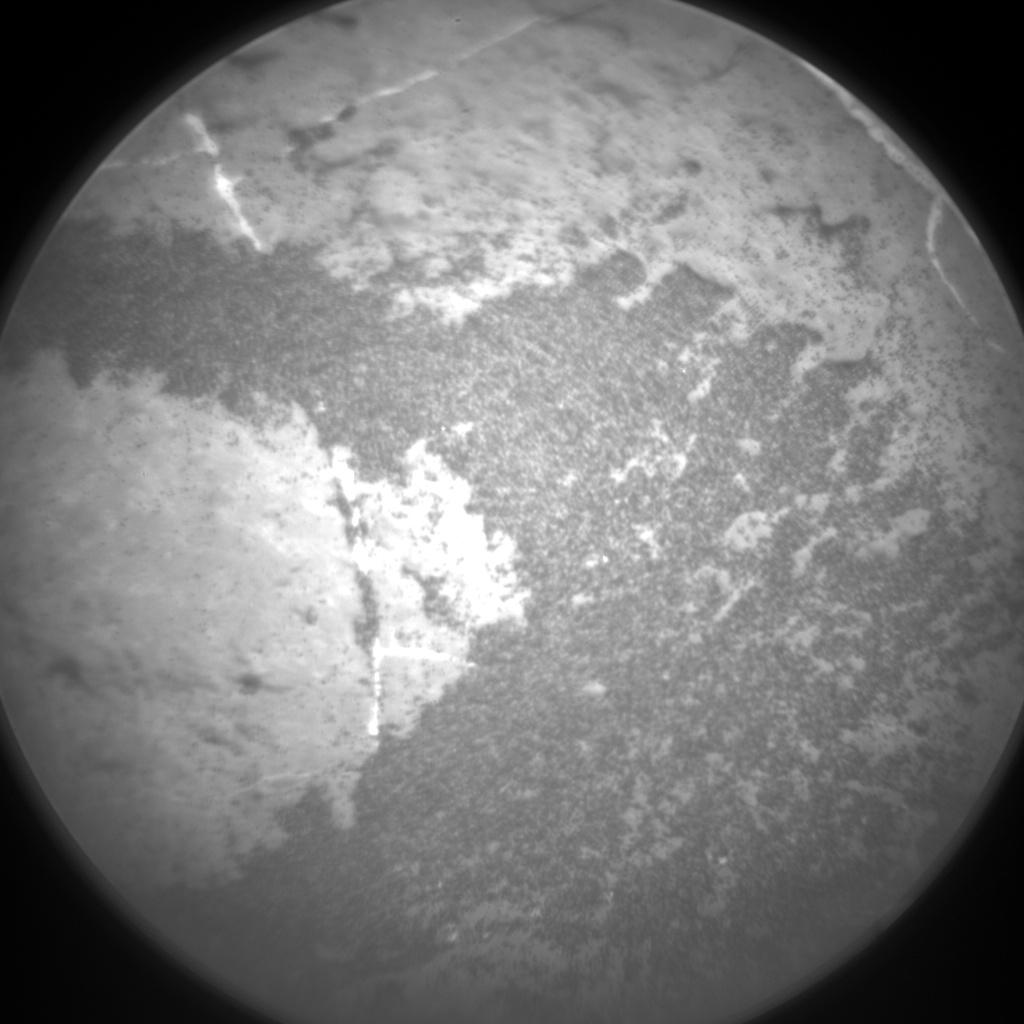 Nasa's Mars rover Curiosity acquired this image using its Chemistry & Camera (ChemCam) on Sol 1475, at drive 774, site number 58