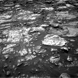 Nasa's Mars rover Curiosity acquired this image using its Right Navigation Camera on Sol 1475, at drive 780, site number 58