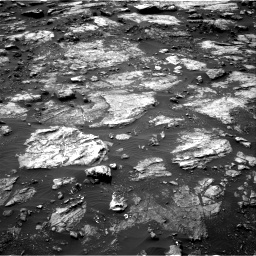 Nasa's Mars rover Curiosity acquired this image using its Right Navigation Camera on Sol 1475, at drive 786, site number 58
