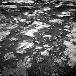 Nasa's Mars rover Curiosity acquired this image using its Right Navigation Camera on Sol 1475, at drive 792, site number 58