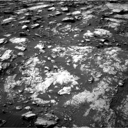 Nasa's Mars rover Curiosity acquired this image using its Right Navigation Camera on Sol 1475, at drive 834, site number 58