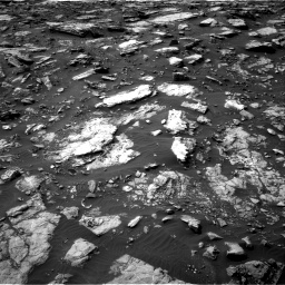Nasa's Mars rover Curiosity acquired this image using its Right Navigation Camera on Sol 1475, at drive 846, site number 58