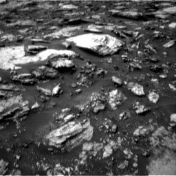 Nasa's Mars rover Curiosity acquired this image using its Right Navigation Camera on Sol 1475, at drive 870, site number 58