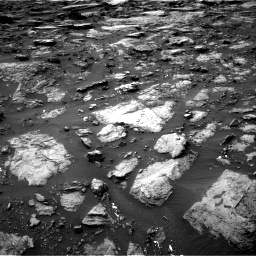 Nasa's Mars rover Curiosity acquired this image using its Right Navigation Camera on Sol 1475, at drive 900, site number 58