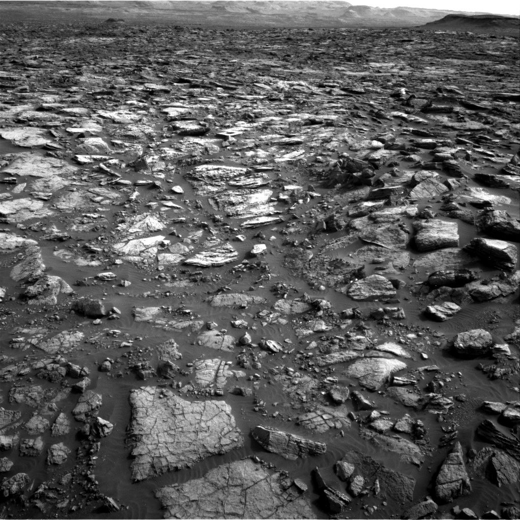 Nasa's Mars rover Curiosity acquired this image using its Right Navigation Camera on Sol 1475, at drive 912, site number 58