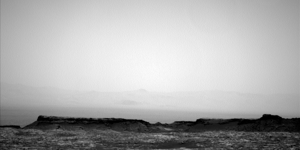 NASA's Mars rover Curiosity acquired this image using its Left Navigation Camera (Navcams) on Sol 1476