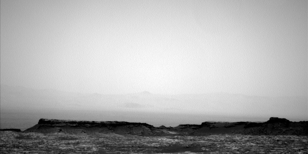 Nasa's Mars rover Curiosity acquired this image using its Left Navigation Camera on Sol 1476, at drive 912, site number 58
