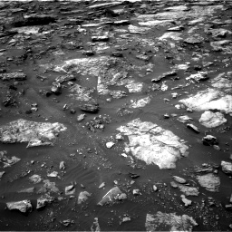 Nasa's Mars rover Curiosity acquired this image using its Right Navigation Camera on Sol 1478, at drive 912, site number 58