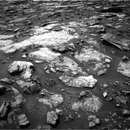 Nasa's Mars rover Curiosity acquired this image using its Right Navigation Camera on Sol 1478, at drive 936, site number 58
