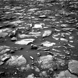 Nasa's Mars rover Curiosity acquired this image using its Right Navigation Camera on Sol 1478, at drive 990, site number 58