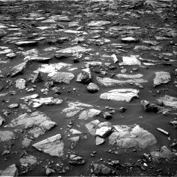 Nasa's Mars rover Curiosity acquired this image using its Right Navigation Camera on Sol 1478, at drive 996, site number 58