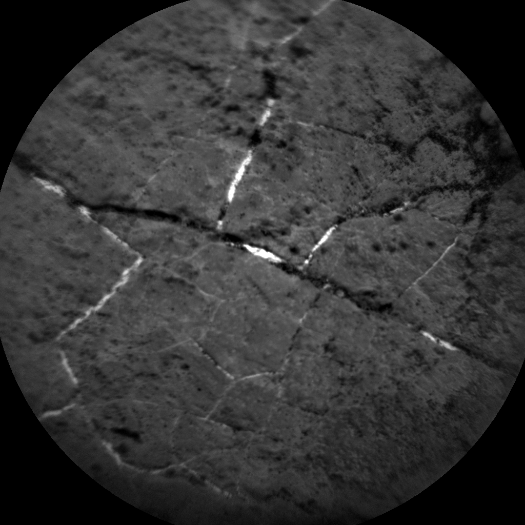 Nasa's Mars rover Curiosity acquired this image using its Chemistry & Camera (ChemCam) on Sol 1478, at drive 912, site number 58