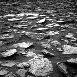 Nasa's Mars rover Curiosity acquired this image using its Right Navigation Camera on Sol 1480, at drive 1026, site number 58