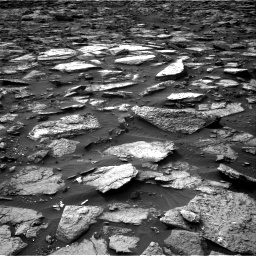 Nasa's Mars rover Curiosity acquired this image using its Right Navigation Camera on Sol 1480, at drive 1032, site number 58