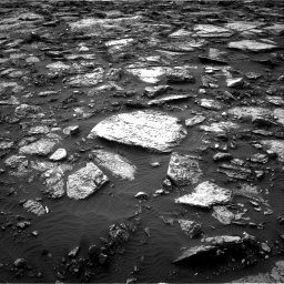 Nasa's Mars rover Curiosity acquired this image using its Right Navigation Camera on Sol 1480, at drive 1056, site number 58