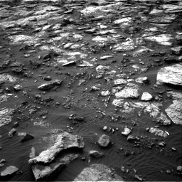 Nasa's Mars rover Curiosity acquired this image using its Right Navigation Camera on Sol 1480, at drive 1068, site number 58