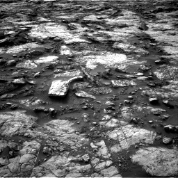 Nasa's Mars rover Curiosity acquired this image using its Right Navigation Camera on Sol 1480, at drive 1134, site number 58