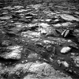 Nasa's Mars rover Curiosity acquired this image using its Right Navigation Camera on Sol 1480, at drive 1164, site number 58