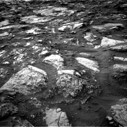 Nasa's Mars rover Curiosity acquired this image using its Right Navigation Camera on Sol 1480, at drive 1248, site number 58
