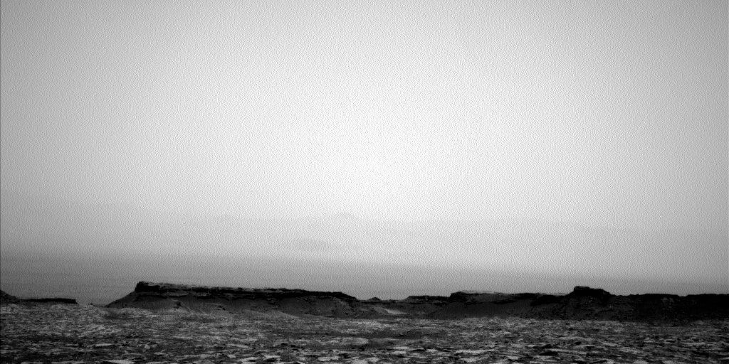 Nasa's Mars rover Curiosity acquired this image using its Left Navigation Camera on Sol 1481, at drive 1248, site number 58