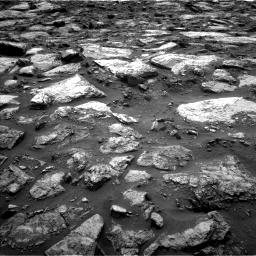 Nasa's Mars rover Curiosity acquired this image using its Left Navigation Camera on Sol 1482, at drive 1278, site number 58
