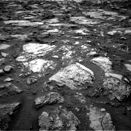 Nasa's Mars rover Curiosity acquired this image using its Right Navigation Camera on Sol 1482, at drive 1254, site number 58