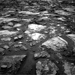 Nasa's Mars rover Curiosity acquired this image using its Right Navigation Camera on Sol 1482, at drive 1260, site number 58