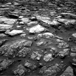 Nasa's Mars rover Curiosity acquired this image using its Right Navigation Camera on Sol 1482, at drive 1290, site number 58