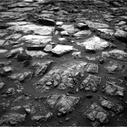 Nasa's Mars rover Curiosity acquired this image using its Right Navigation Camera on Sol 1482, at drive 1296, site number 58