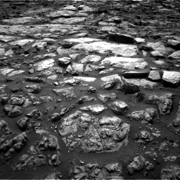 Nasa's Mars rover Curiosity acquired this image using its Right Navigation Camera on Sol 1482, at drive 1308, site number 58