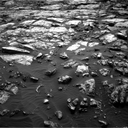 Nasa's Mars rover Curiosity acquired this image using its Right Navigation Camera on Sol 1482, at drive 1326, site number 58
