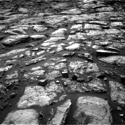 Nasa's Mars rover Curiosity acquired this image using its Right Navigation Camera on Sol 1482, at drive 1368, site number 58