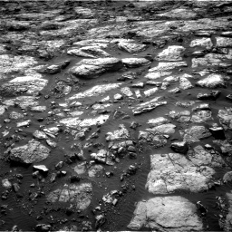 Nasa's Mars rover Curiosity acquired this image using its Right Navigation Camera on Sol 1482, at drive 1380, site number 58