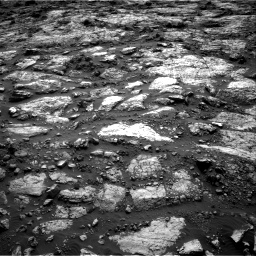 Nasa's Mars rover Curiosity acquired this image using its Right Navigation Camera on Sol 1482, at drive 1404, site number 58