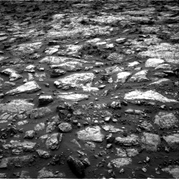 Nasa's Mars rover Curiosity acquired this image using its Right Navigation Camera on Sol 1482, at drive 1410, site number 58