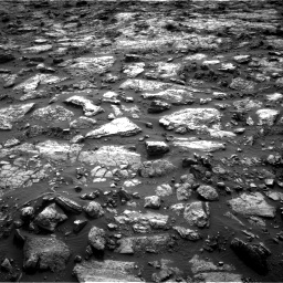 Nasa's Mars rover Curiosity acquired this image using its Right Navigation Camera on Sol 1482, at drive 1416, site number 58
