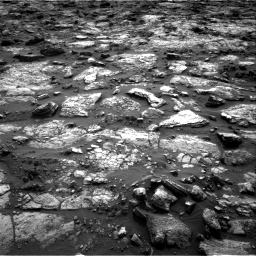 Nasa's Mars rover Curiosity acquired this image using its Right Navigation Camera on Sol 1482, at drive 1422, site number 58