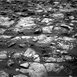Nasa's Mars rover Curiosity acquired this image using its Right Navigation Camera on Sol 1482, at drive 1428, site number 58
