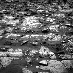 Nasa's Mars rover Curiosity acquired this image using its Right Navigation Camera on Sol 1482, at drive 1434, site number 58
