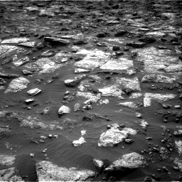 Nasa's Mars rover Curiosity acquired this image using its Right Navigation Camera on Sol 1482, at drive 1452, site number 58