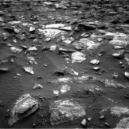 Nasa's Mars rover Curiosity acquired this image using its Right Navigation Camera on Sol 1482, at drive 1464, site number 58