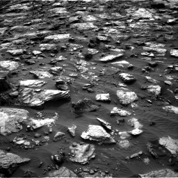 Nasa's Mars rover Curiosity acquired this image using its Right Navigation Camera on Sol 1482, at drive 1542, site number 58