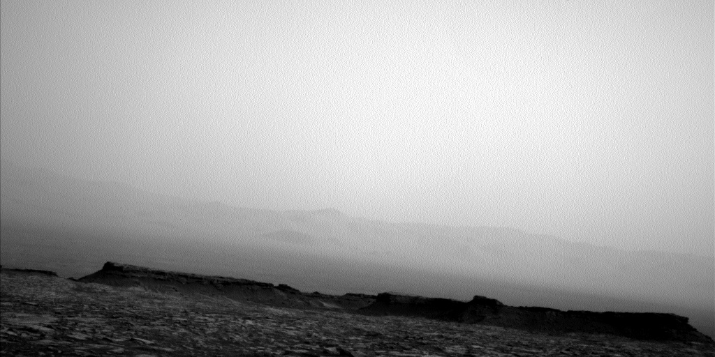 Nasa's Mars rover Curiosity acquired this image using its Left Navigation Camera on Sol 1485, at drive 1572, site number 58